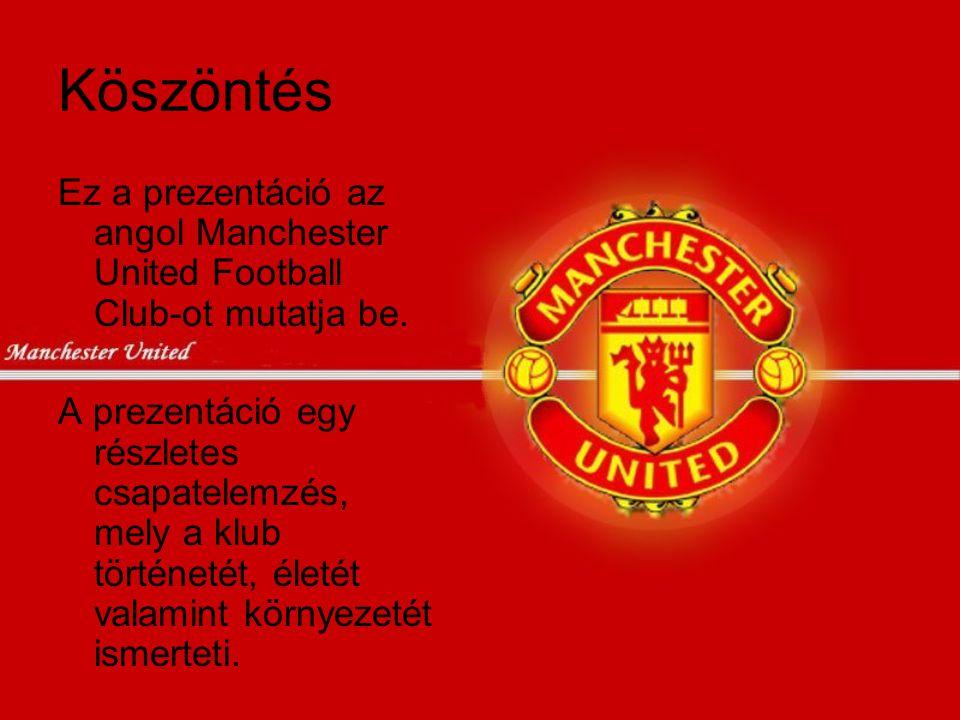 Jótékonyság A Manchester United Alapítvány: Feladatának tekinti a fiatalok oktatását, motiválását és inspirálását a labdarúgás által helyi és nemzetközi szinten is.