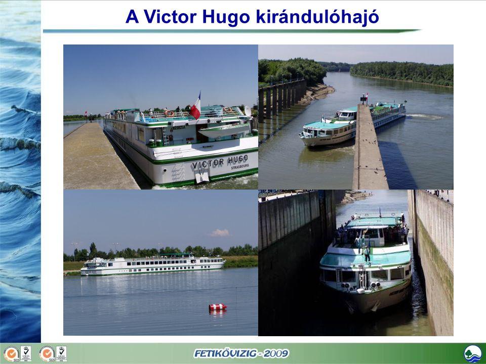 A Victor Hugo kirándulóhajó