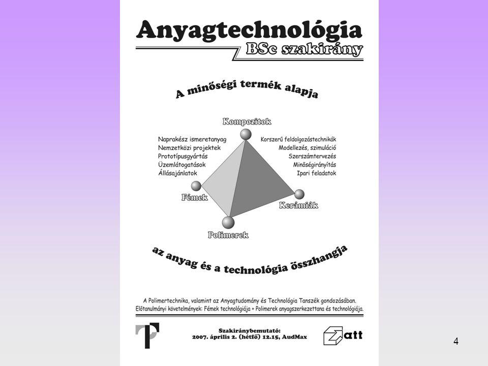 5 Az Anyagtudomány és Technológia Tanszék anyagvizsgálati tevékenysége: Klasszikus mechanikai Fénymikroszkópia Pásztázó elektronmikroszkópia Károsodásanalízis Együttműködés laboratóriumokkal
