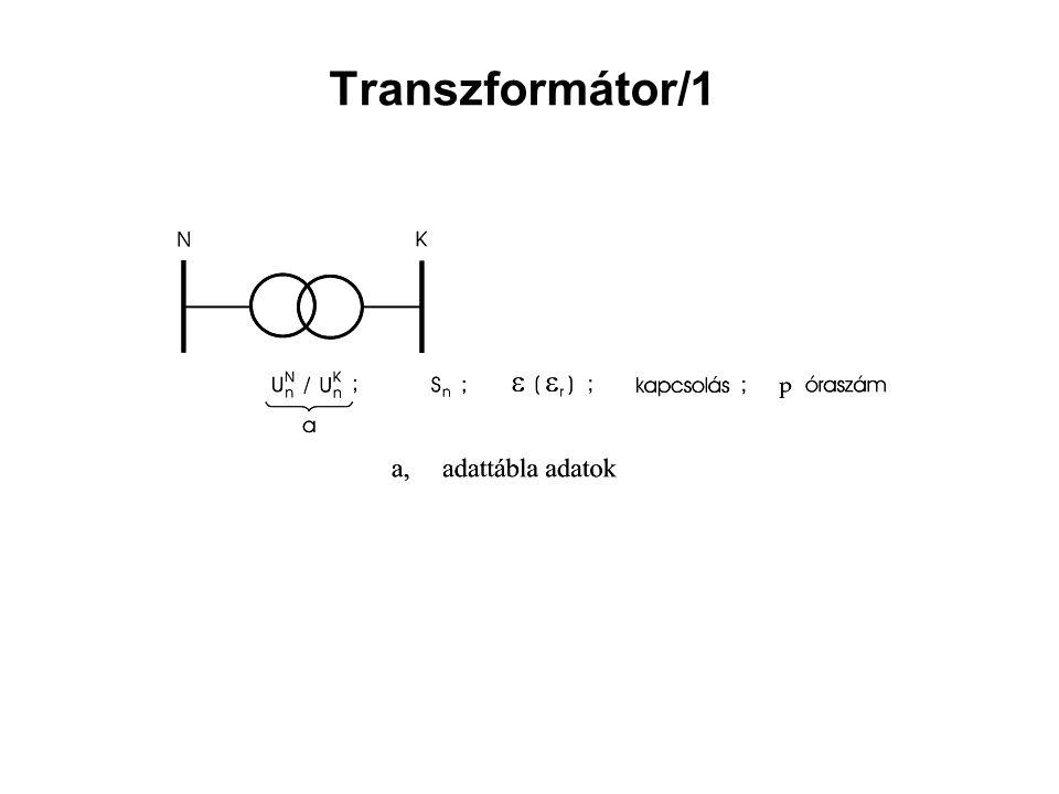 Transzformátor/1