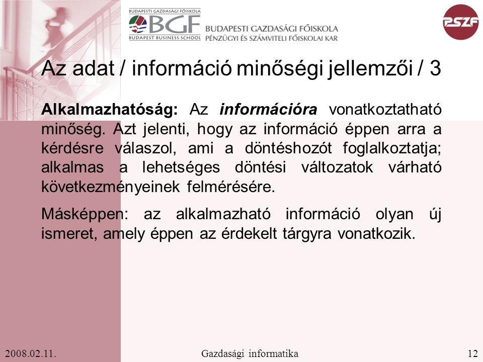12Gazdasági informatika2008.02.11.