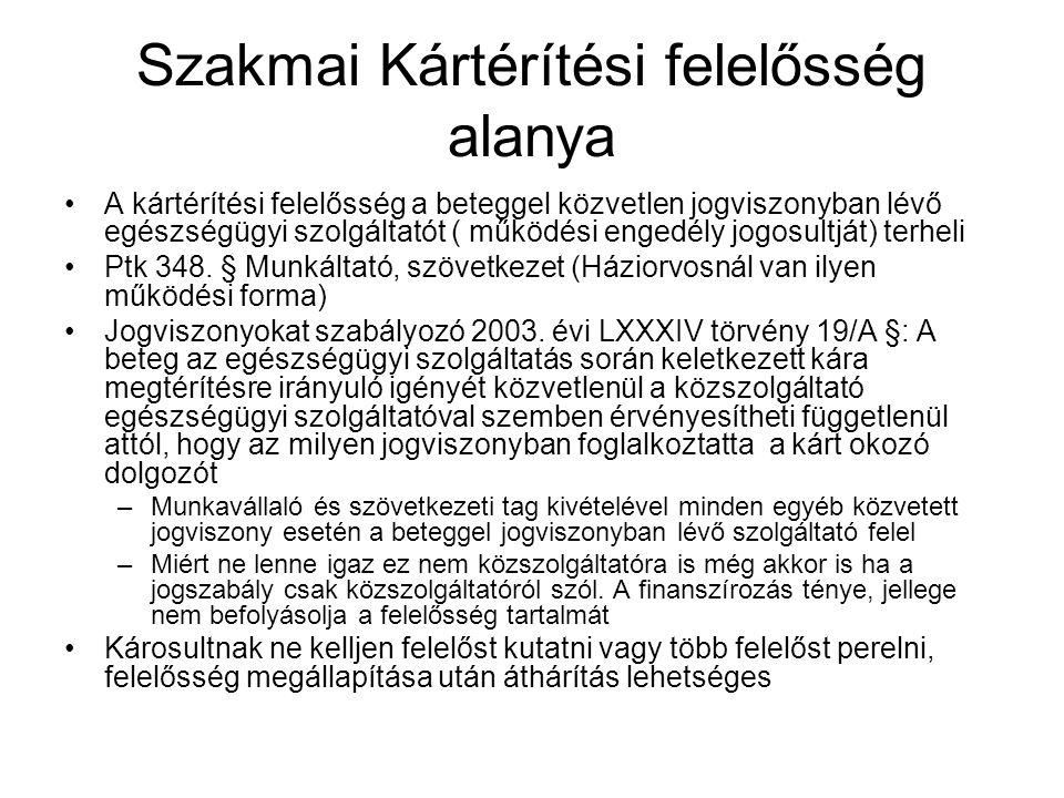 Jogviszony VI.-fogyasztói szerződés Fogyasztóvédelmi felelősségnél a fogalmak Ptk.