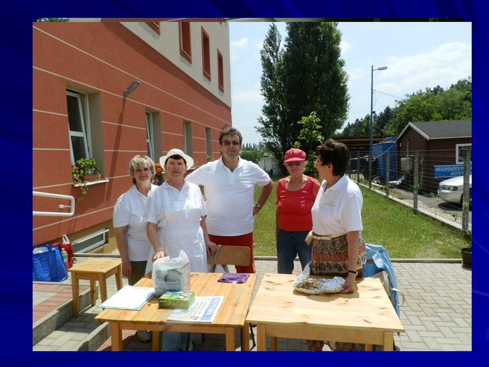 Június 8-án a Technikum Csapat meglepetéssel készült a Dunaújvárosi Hajléktalan Centrum hajléktalanjai számára. Kismoni László felhívása után - a kapo