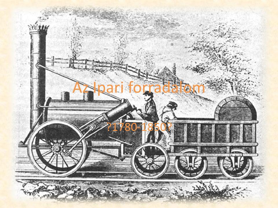 Mezőgazdaság fellendülése Anglia XVI-XVII.Sz. tőkés gazdálkodás XVIII.