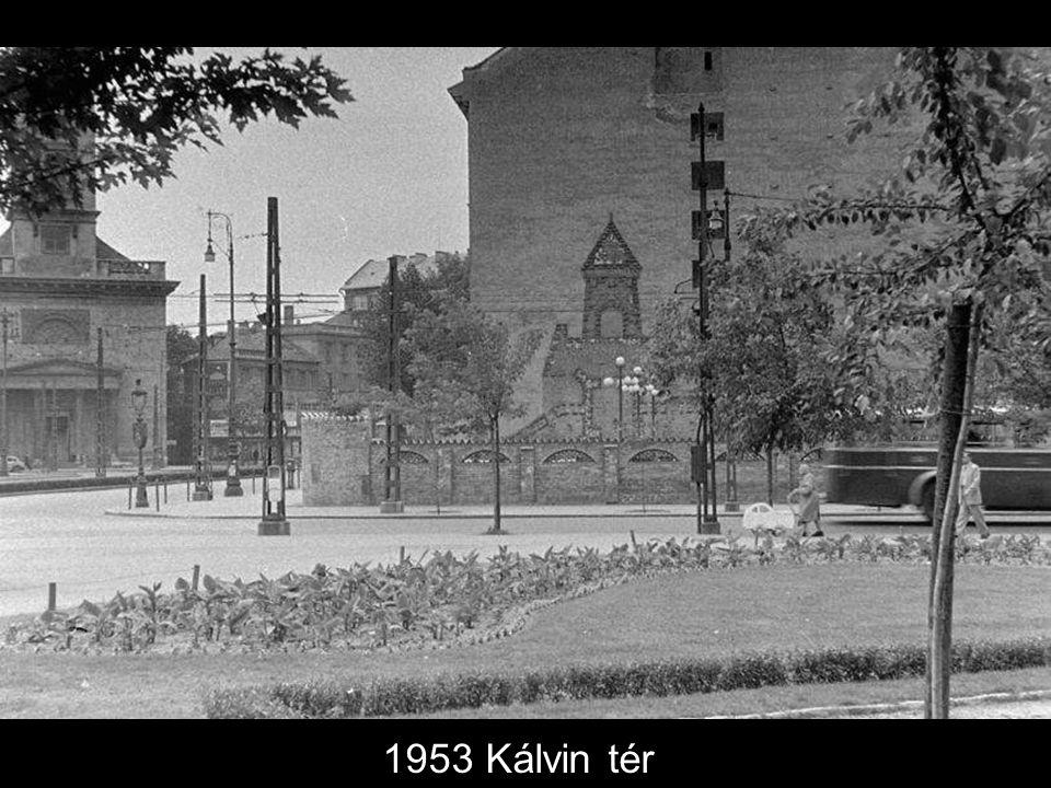 1953 Kálvin tér