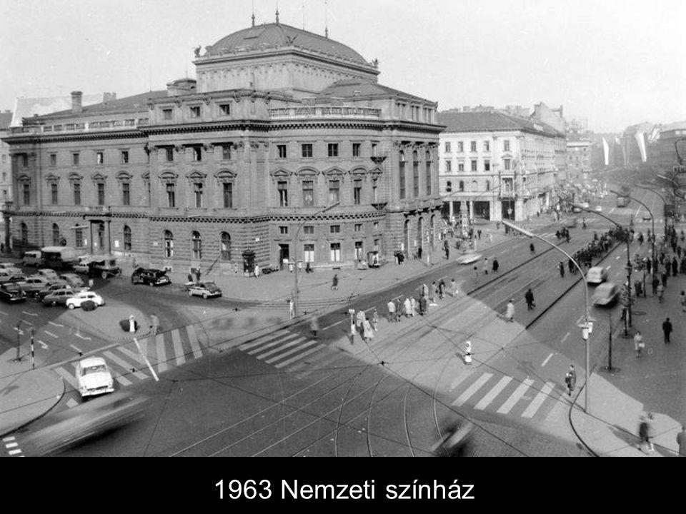 1963 Nemzeti színház