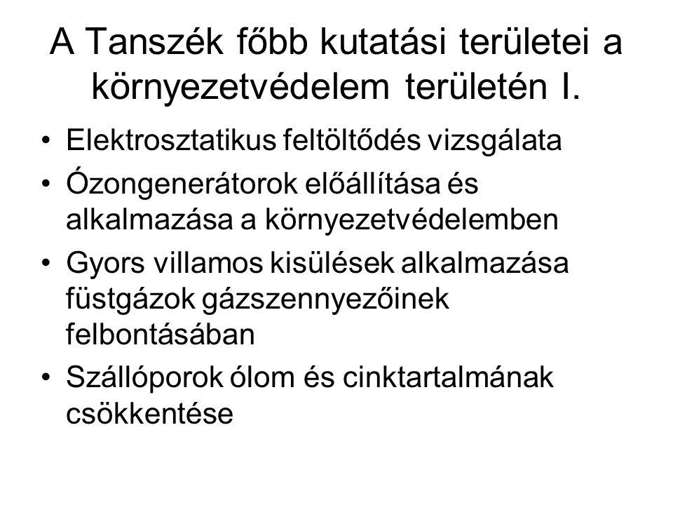 Végtermékek II.