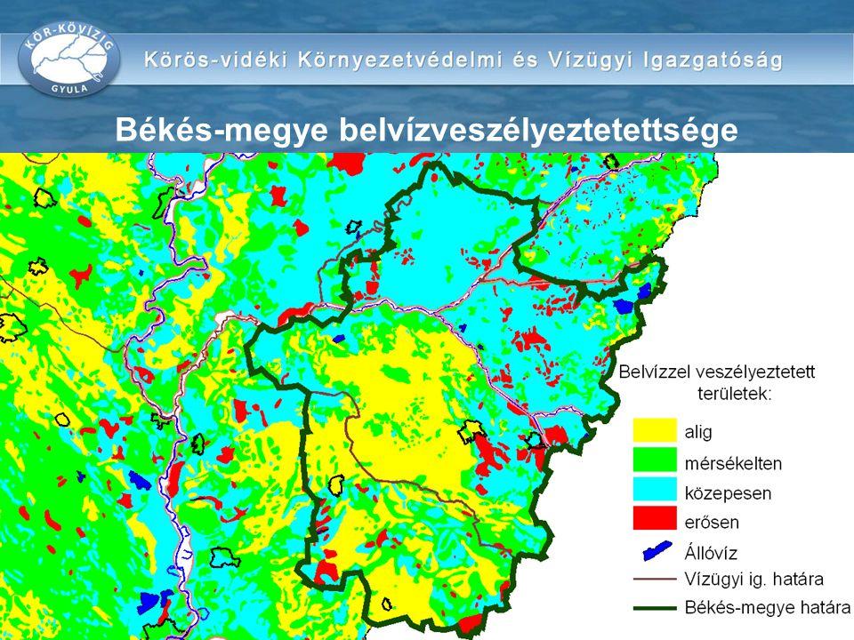 A vízkárelhárítás jogszabályi alapjai 1995.évi LVII.