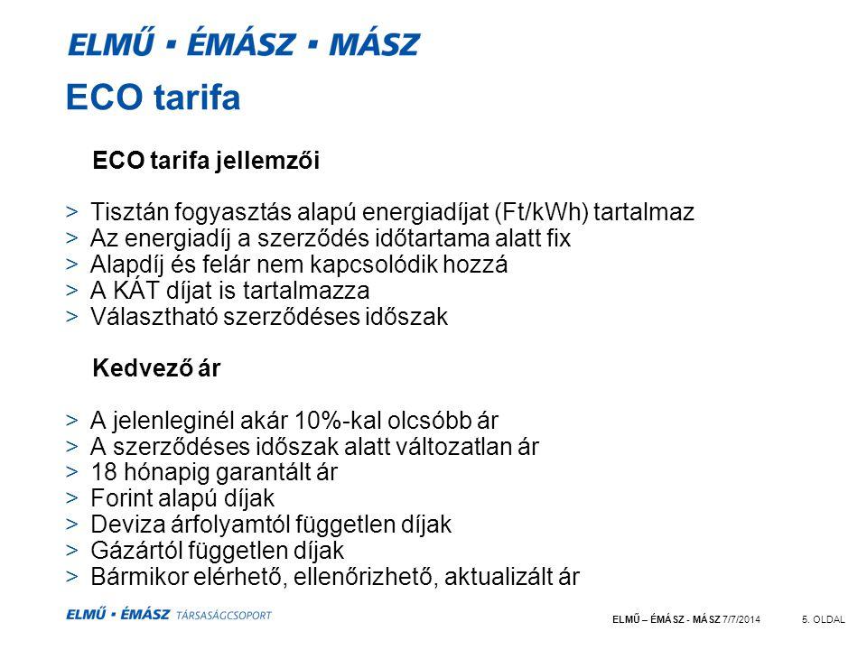 ELMŰ – ÉMÁSZ - MÁSZ 7/7/20145.