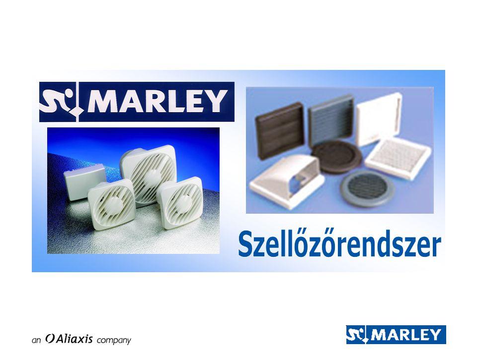 Marley szellőző választék 1.A megfelelő rendszer kiválasztása 2.