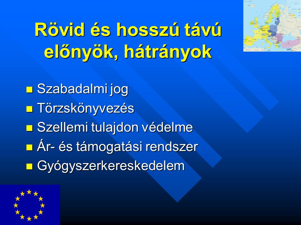 Szabadalmi jog Magyarország 2003.