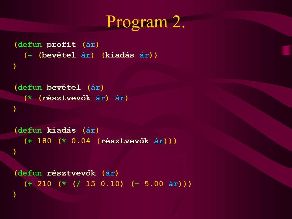 Program 2.