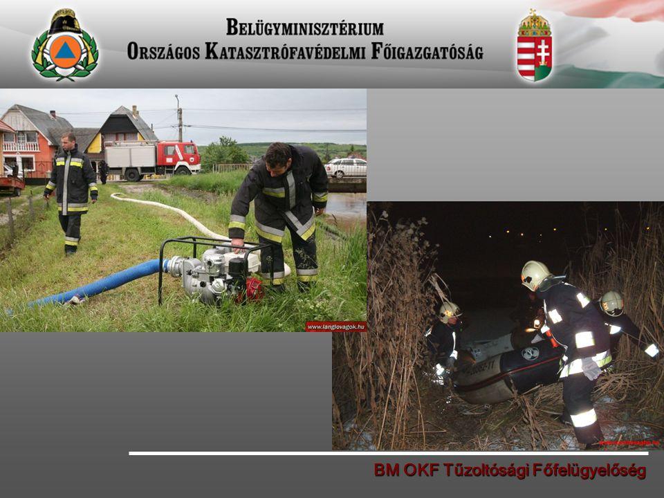 BM OKF Tűzoltósági Főfelügyelőség