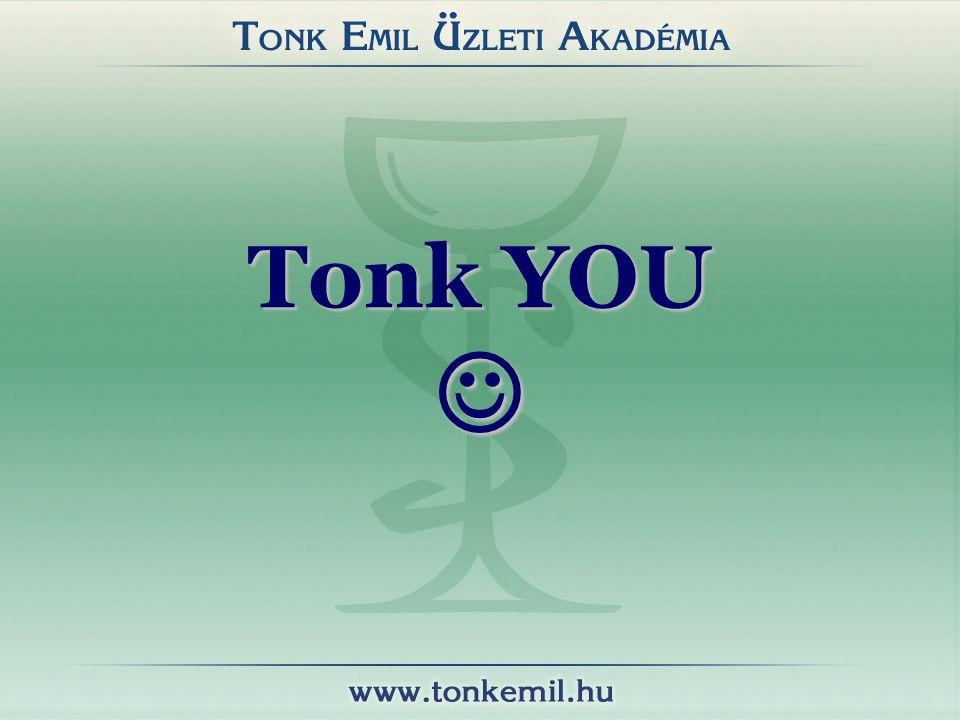 Tonk YOU Tonk YOU