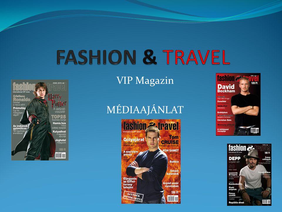VIP Magazin MÉDIAAJÁNLAT