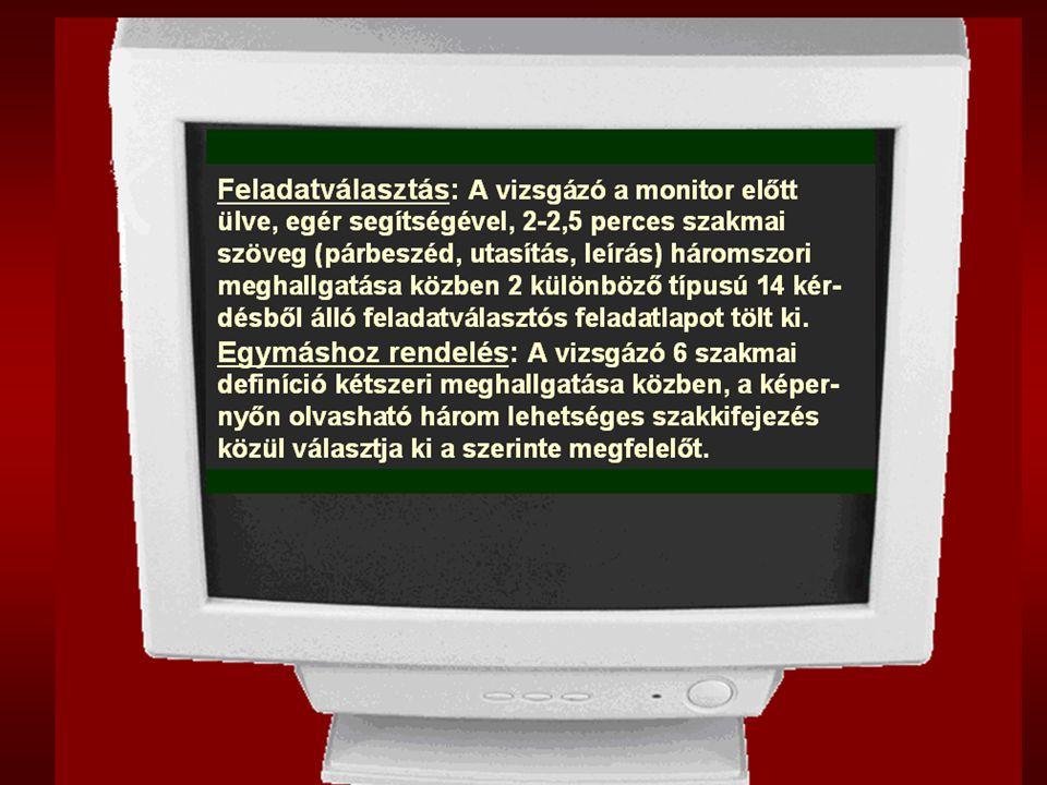 A LEXINFO nyelvvizsga, középfok Szóbeli feladatok maximum pont időperc olvasott szöveg értése A vizsgázó 200-230 szavas idegen nyelvű szakmai szöveget