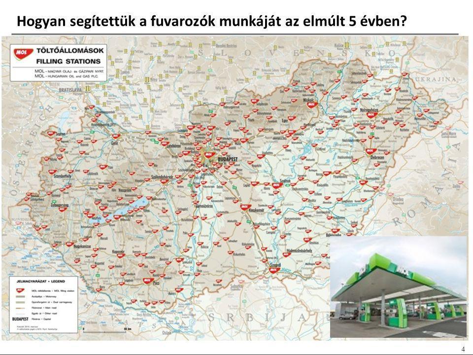 ► Utas-és életbiztosítás ► Assistance és truck assistance ► Útdíjfizetés Ausztriában, Szlovákiában ► Romániai behajtási engedélyek fizetésének lehetősége (Bukarest, Arad) Hogyan segítettük a fuvarozók munkáját az elmúlt 5 évben.