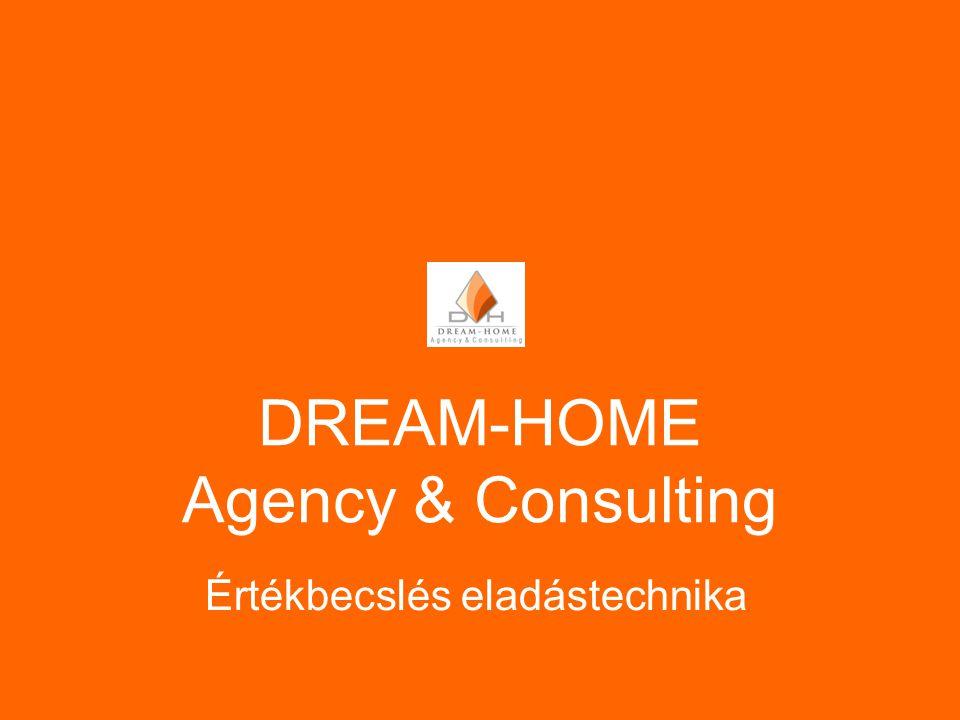 DREAM-HOME Agency & Consulting Értékbecslés eladástechnika