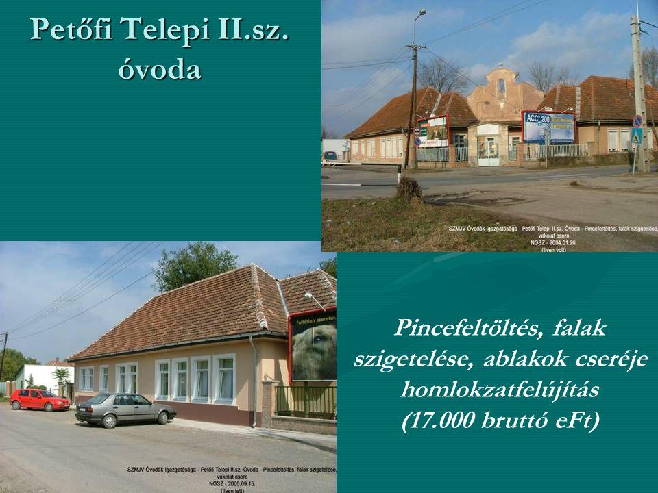 Petőfi Telepi II.sz.