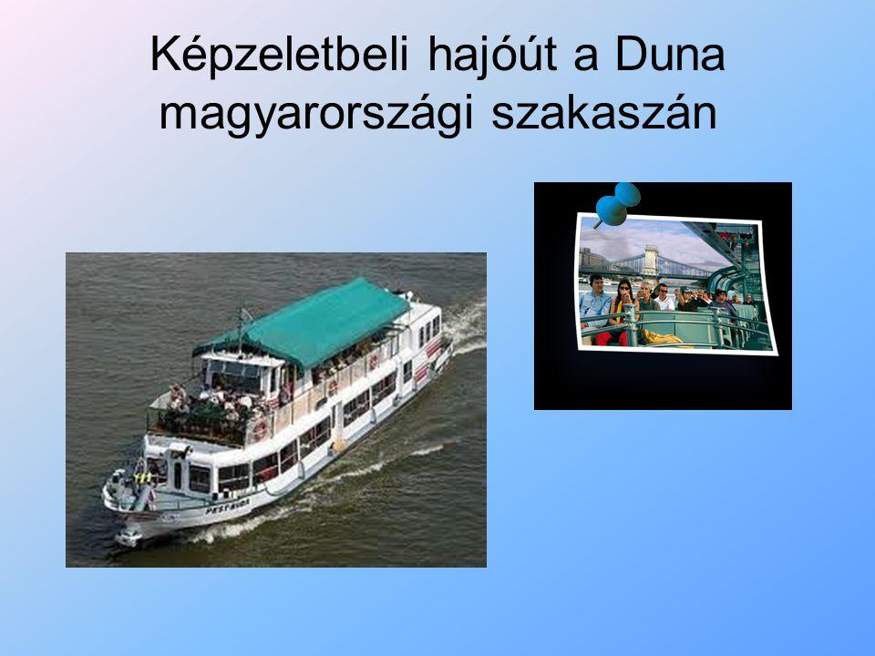 Hajóutunk első állomása: Győr Győr Magyarország dinamikusan fejlődő térsége, amely a Bécs- Pozsony-Győr háromszögben helyezkedik el.