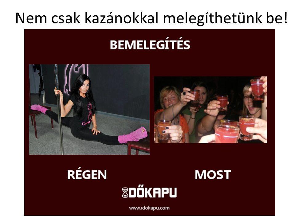 Debreceni Egyetem Műszaki Kar Nem csak kazánokkal melegíthetünk be!