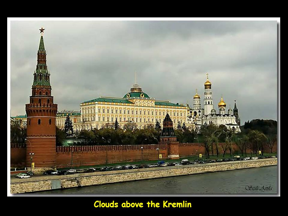Changing the Kremlin Guard