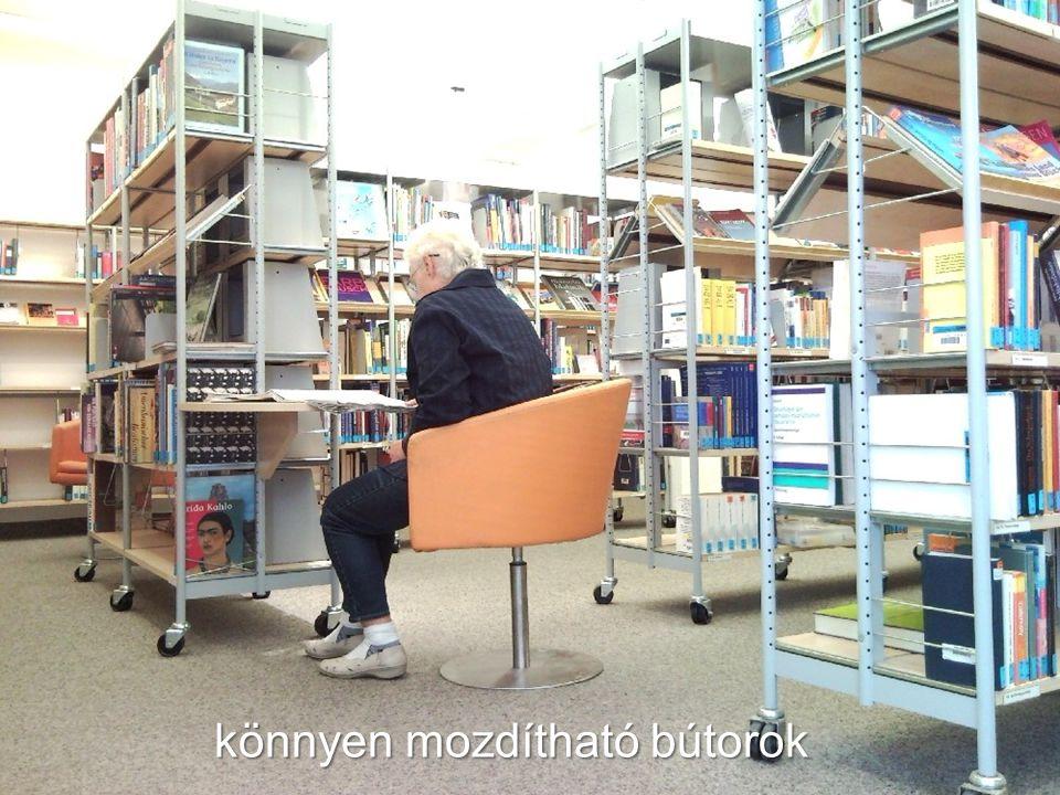 könnyen mozdítható bútorok