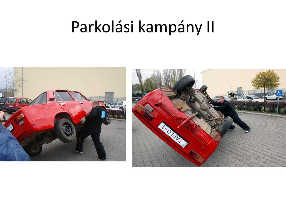 Parkolási kampány II