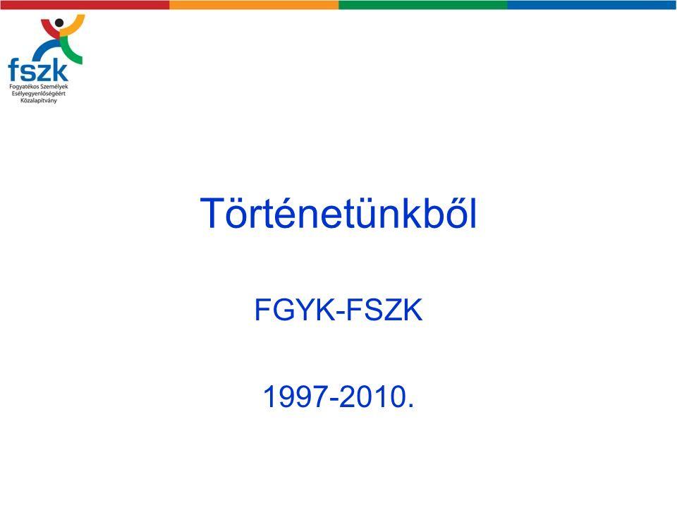Program a tárgyi feltételek bővítése érdekében 2002.