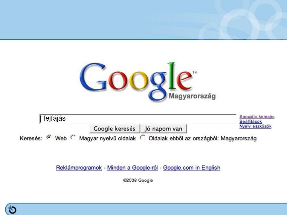 Hirdetési rendszerek Nemcsak a Google keresőben pl: origo keresések is Korlátlan célzási lehetőségek Megjelenés keresések mellett és tartalmak mellett Regionális rendszer Könnyebb használat Sok releváns hazai tartalom pl: iwiw, origo, lap.hu, dokim.hu