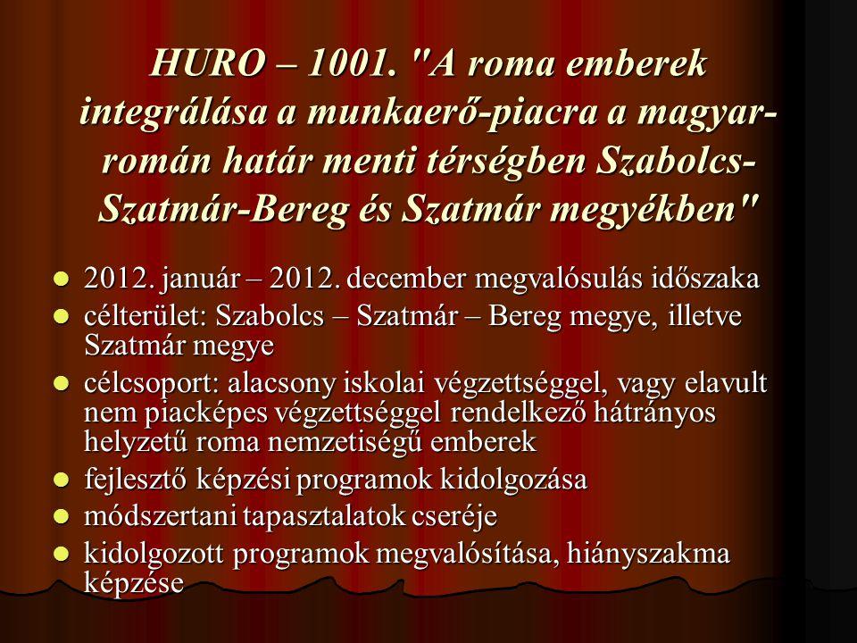 HURO – 1001.