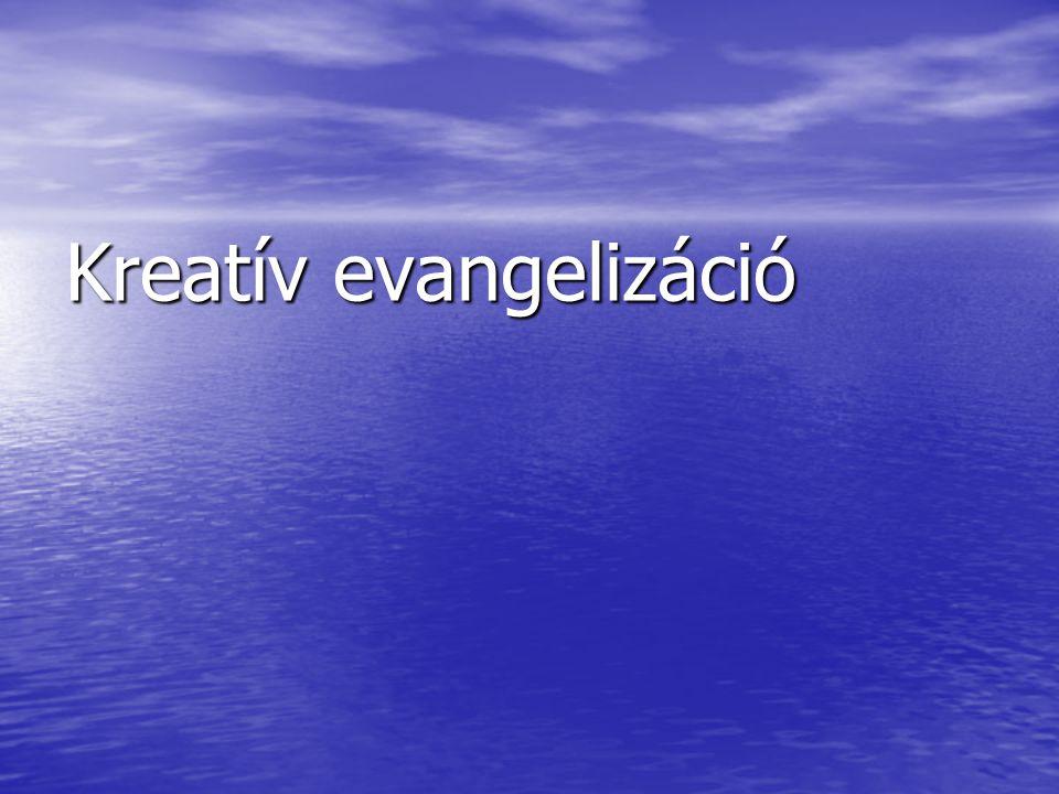 Kreatív evangelizáció