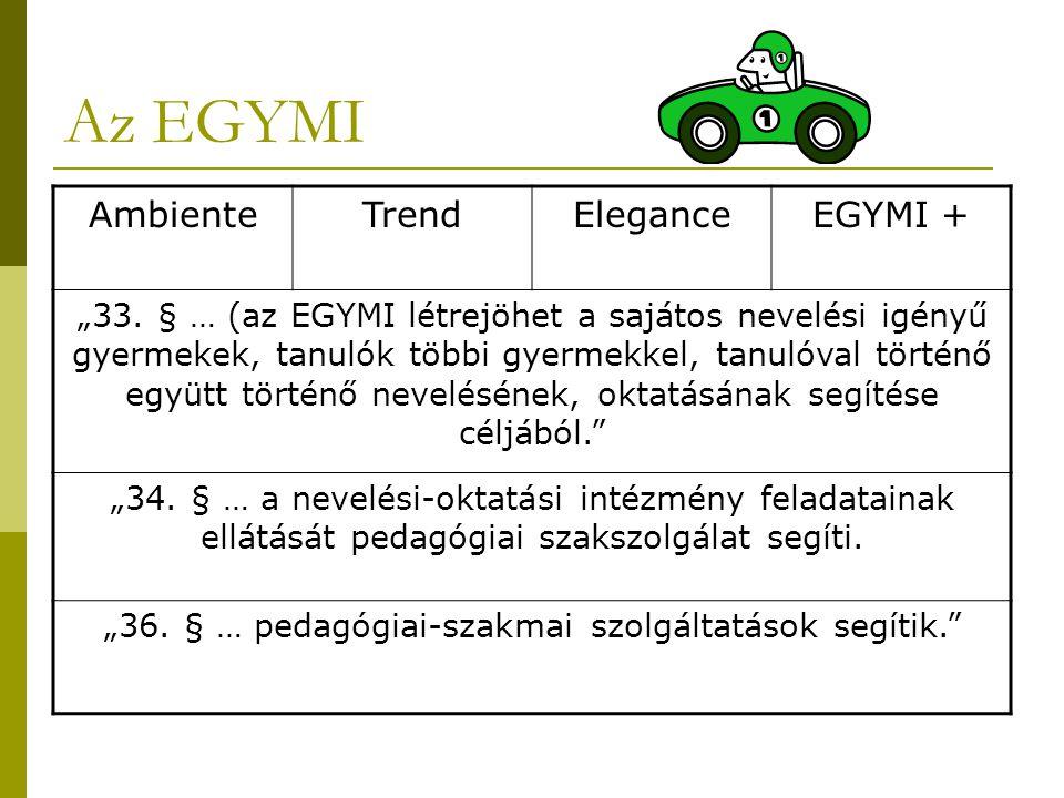 """Az EGYMI AmbienteTrendEleganceEGYMI + """"33."""