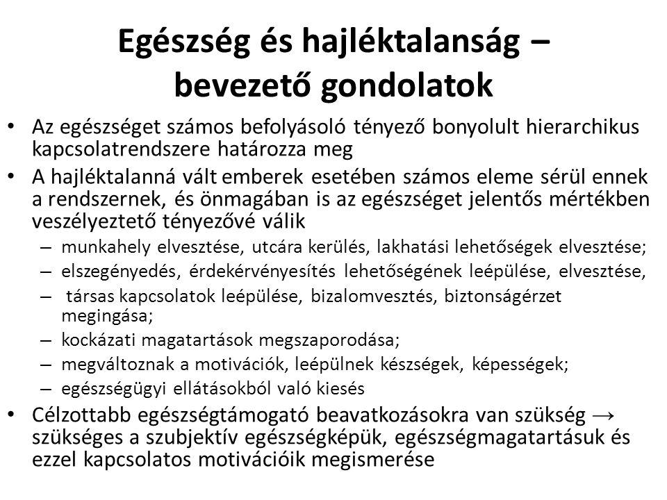 """A kutatásról TÁMOP 5.3.3-11/2-2011-0010 """"Az utcán élő hajléktalan személyek társadalmi visszailleszkedésének, foglalkoztathatóságának elősegítése, sikeres munkaerő-piaci integrációjának megalapozása - """"Tágas városom kis lakásra cserélem Győri hajléktalan emberek 100 fős mintáján (kb."""