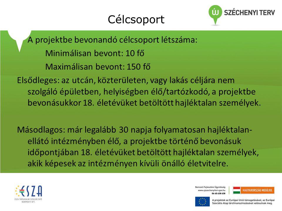 Jó munkát és sikeres pályázást kívánok! Kőműves Eszter Programirányító ESZA Nonprofit Kft.