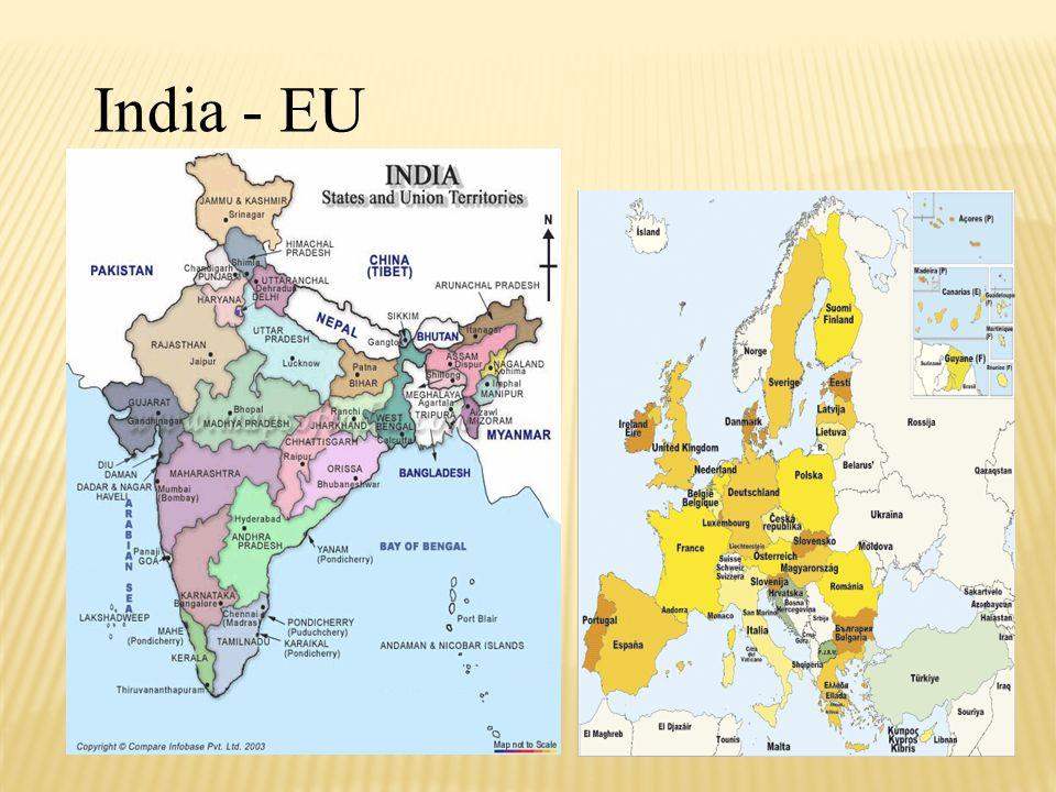 India - EU