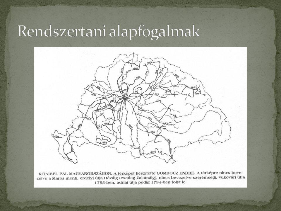 Fogalmak: Mesterséges rendszer: külsőleg megfigyelhető tulajdonságok alapján csoportosítják az élőlényeket Biológiai rendszer: Alapja a faj –species, Linné javaslatára kettős latin néven csoportosítjuk őket.