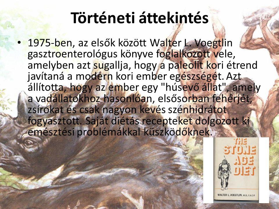Történeti áttekintés 1975-ben, az elsők között Walter L.
