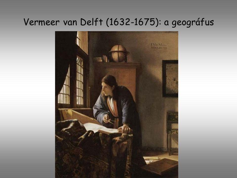 Vermeer van Delft (1632-1675): a geográfus