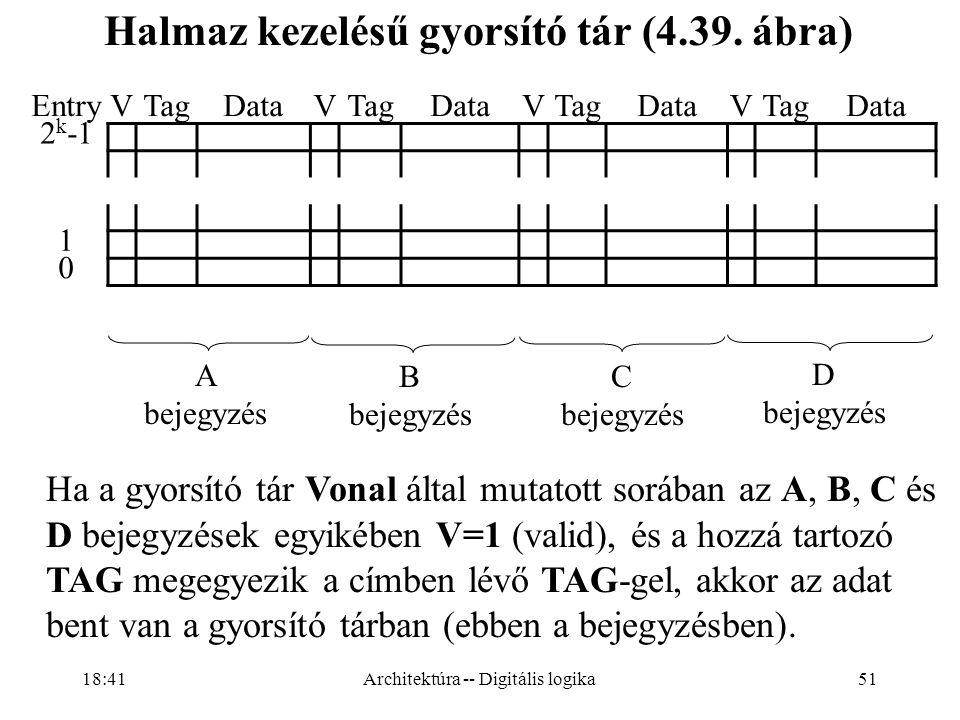 51 Halmaz kezelésű gyorsító tár (4.39.