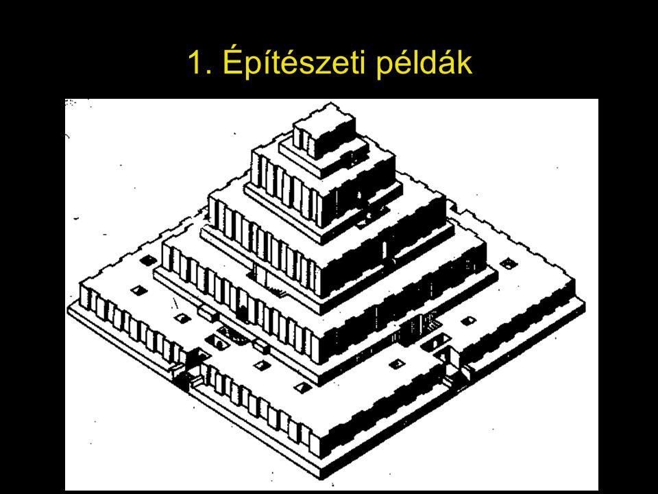 1. Építészeti példák