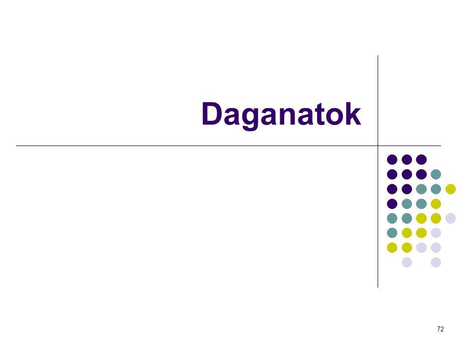 72 Daganatok