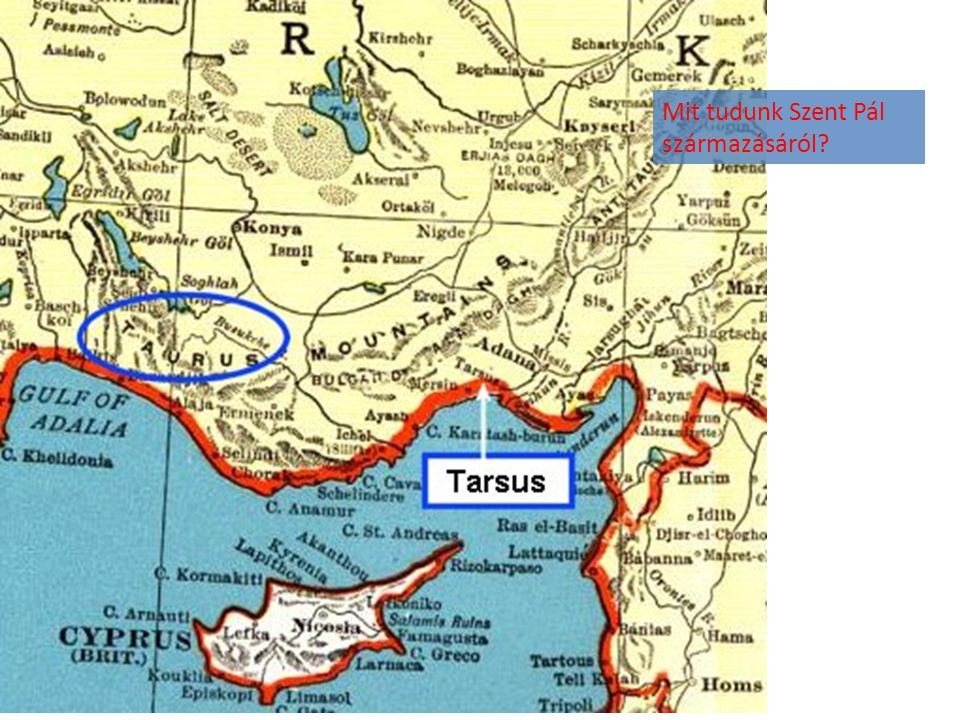Az István kapu Jeruzsálemben. Mi volt Saulus szerepe az eseményben?
