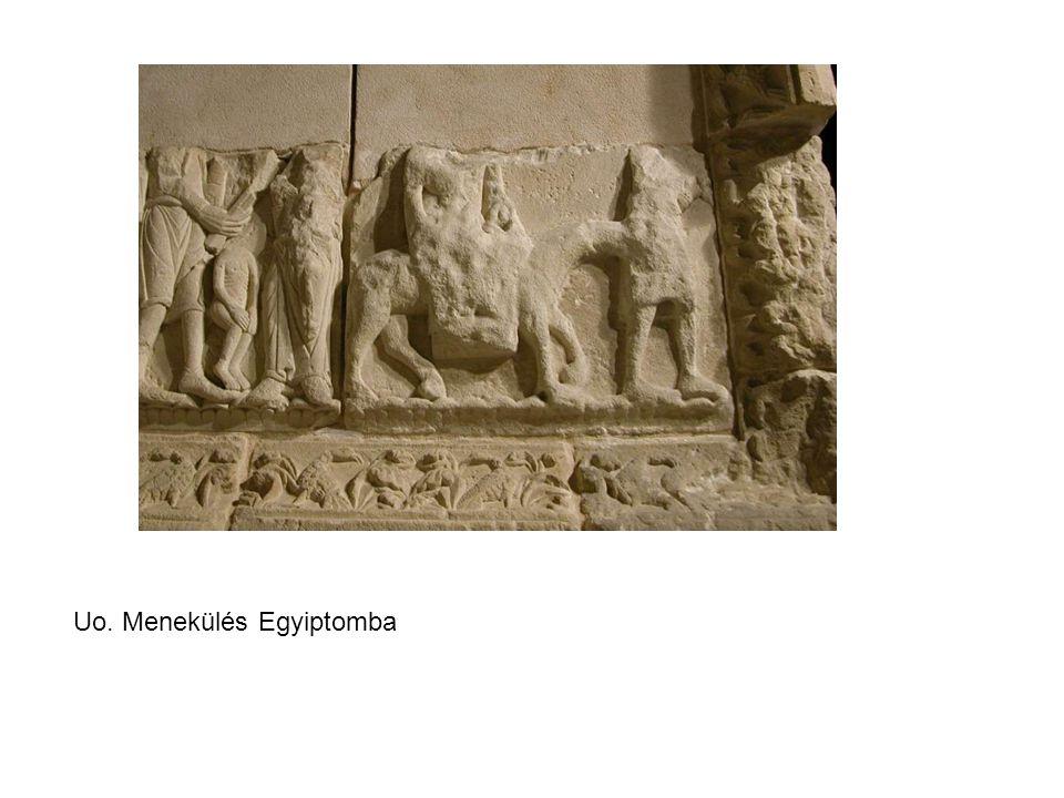 Uo. Menekülés Egyiptomba