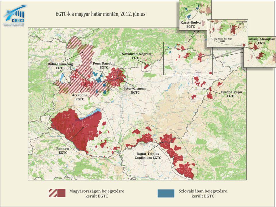 16 Magyarország helyzete egyedülálló az Európai Területi Együttműködés tekintetében, mivel – 7 határ menti együttműködési és – 2 transznacionális programban vesz részt, melyek közül – 6 program Irányító Hatósági (Nemzeti Fejlesztési Ügynökség) – 7 program Közös Szakmai Titkársági funkcióit látja el.