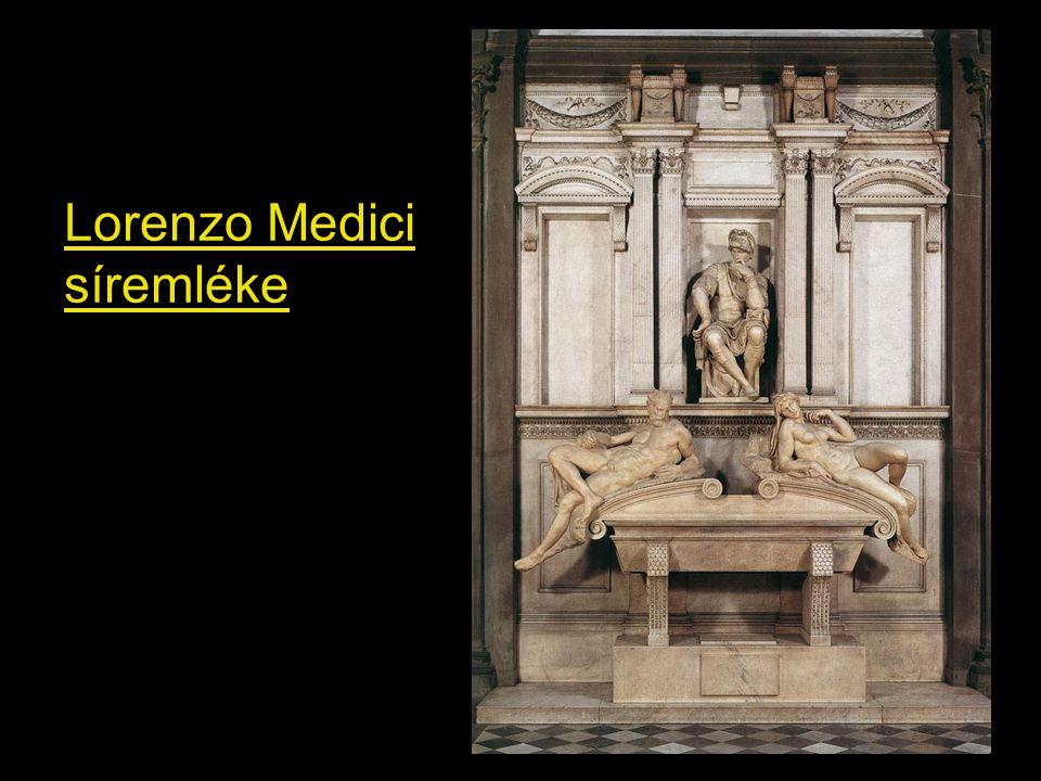 Lorenzo Medici síremléke