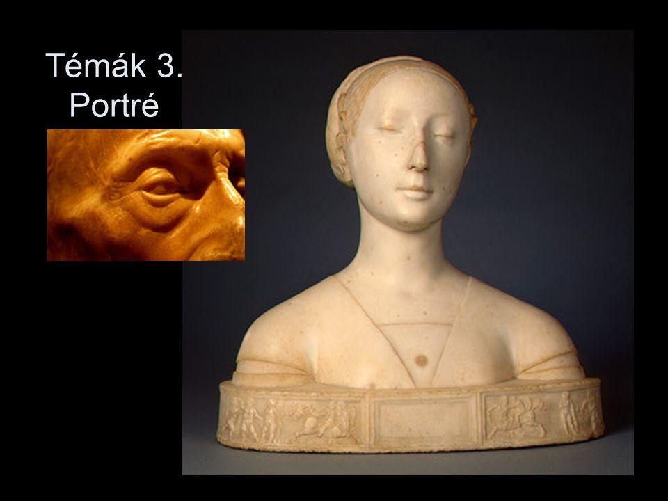 Témák 3. Portré