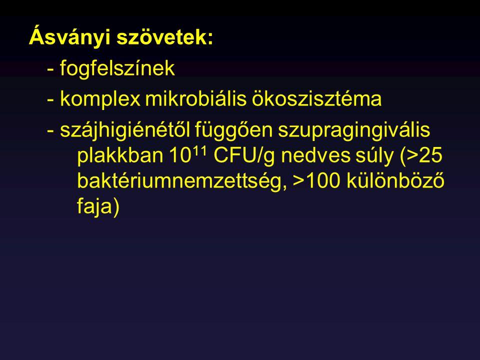 - virulencia próba: exotoxin termelés vizsgálata (Elek próba) Terápia: - penicillin - baktérium szaporodás gátlása (erythromicin) - antitoxin adás - keringésbe került exotoxin közömbösítés Megelőzés: - kötelező aktív immunizálás (toxoid) -1938 Mo: 1-2 eset 1940 előtt 10-20 ezer 1994: Ukrajna, Lengyelország
