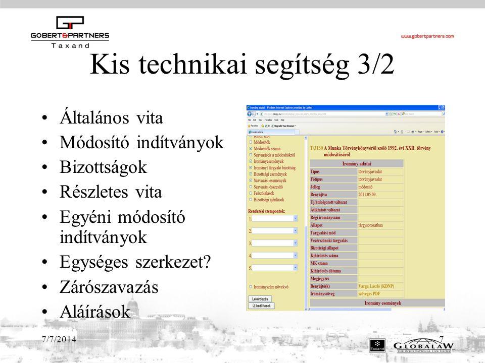 7/7/201418 Közmunka-csomag Milyen kötelezettségeket ró (róhat) egy munkáltatóra Kötelező foglalkoztatás.