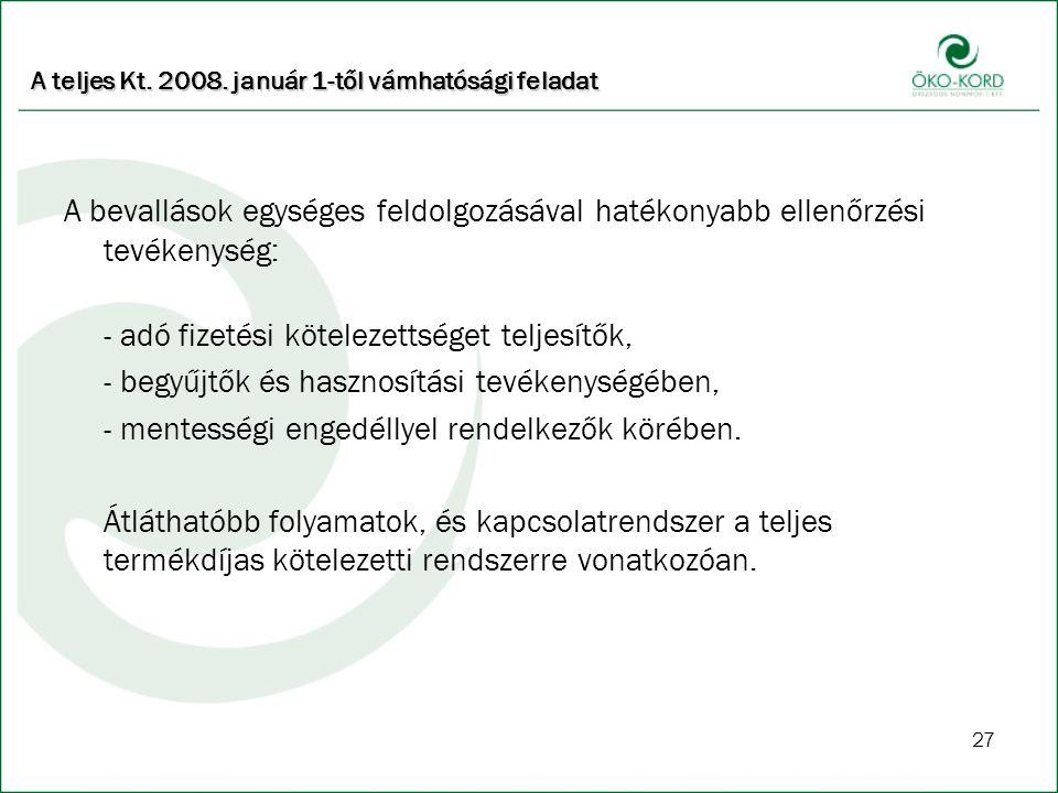 27 A teljes Kt.2008.